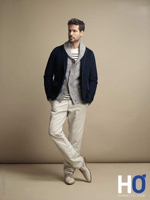 S habiller chic et d contract petit prix mode homme lifestyle culture beaut homactu - Comment s habiller classe homme ...