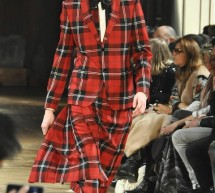 Mode masculine, Kenzo automne hiver 2011/12