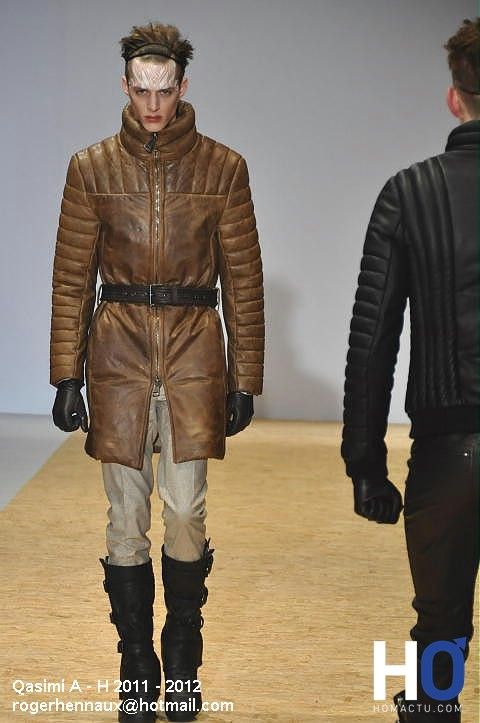 Collection Qasimi Homme, automne hiver 11/12
