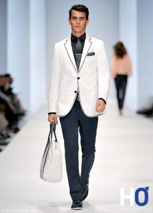 BOSS Black, Men's Collection Spring / Summer 2011