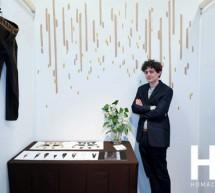 Tristan Lahoz, Grand Prix Créateur de Dinard Homme