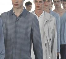Cerruti, Fashion week Paris, mode homme, printemps été 2012