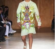 Givenchy Homme, Fashion week Paris, collection printemps été 2012