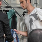 Jean-Paul GAULTIER Backstage PE12 (25)