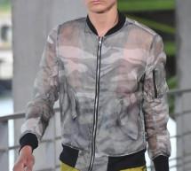 John Lawrence Sullivan, Fashion week Paris, mode homme printemps été 2012