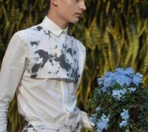 Steffie Christiaens, Fashion week Paris, mode homme, printemps été 2012