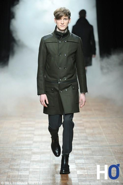 Bill Tornade, collection automne-Hiver 2011/2012