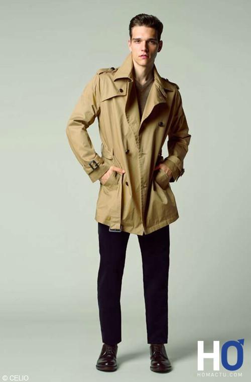 Celio Club, nouvelle collection automne hiver 2011-2012