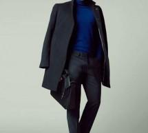 Remarquable « Collection noire » de Celio Club, automne hiver 2011