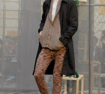 Henrik Vibskov, Fashion week Paris, mode homme, printemps été 2012