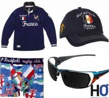 9 septembre prochain, Rugby World Cup, Quand la mode s'en mêle…