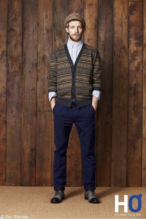 Ben Sherman collection automne 2011