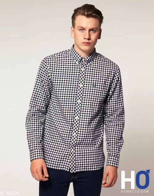 Une pure merveille les chemises ASOS