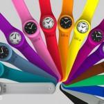 Bill's Watch, montre tendance 15 couleurs