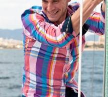 Mode homme Gaastra, été 2012