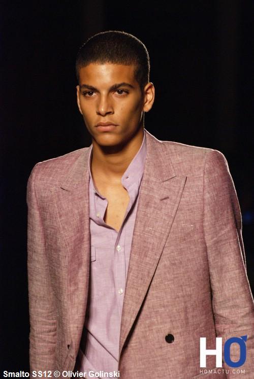 Smalto, été 2012, mode masculine