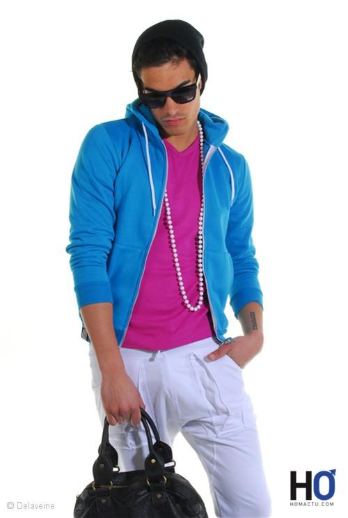 mode homme, printemps été 2012