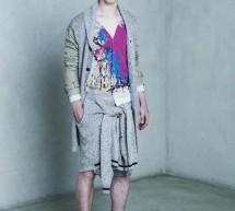 Miharayasuhiro, mode masculine, été 2012