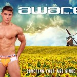 underwear, beachwear et leisurewear d'Aware