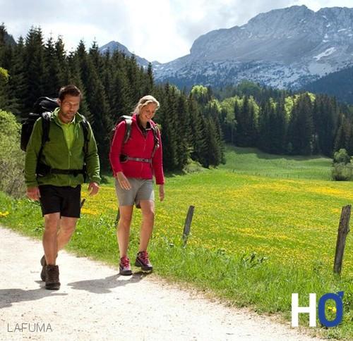 LAFUMA,  vente en ligne des vêtements de ski et de randonnées de la marque