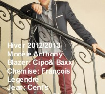 Kiosque: Cover boy collection automne hiver 2012-13