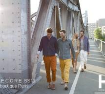 HOMECORE, mode homme, printemps été 2012