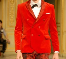 Alexis Mabille, collection homme, automne hiver 2012-13