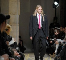 Yohji Yamamoto homme, collection automne hiver 2012-2013