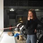 Anabelle Conde, Backstage, Ecole de stylisme La Cambre de Bruxelles (3)