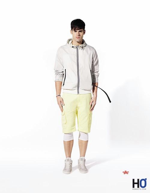 Collection sportwear Célio été 2012,