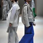 Défilé de l'école de stylisme La Cambre de Bruxelles (2)