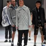 Defile de l'ecole de stylisme La Cambre de Bruxelles (3)