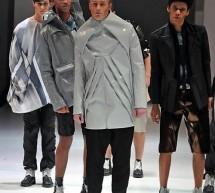 Défilé de l'école de stylisme La Cambre de Bruxelles