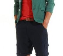 Delaveine Homme, le look été 2012