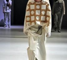 Eddy Anemian, Défilé de l'école de stylisme La Cambre de Bruxelles