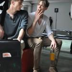 Backstage, John Lawrence Sullivan, PE13, Fashion week Paris (2)