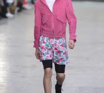 Défilé Topman à Londres, collection homme printemps été 2013