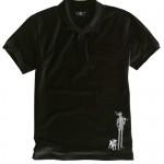 celio club Men in Black polo