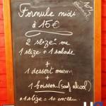 La formule à 15 Euros