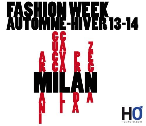 FASHION WEEK MILAN-PF