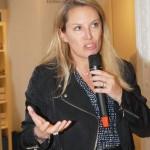 Anne-Marie Gaultier: directrice marketing et communication.