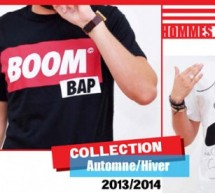 BOOM BAP – Collection Automne- Hiver 2013/2014.