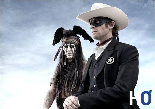 Johnny Depp et Armie Hammer
