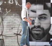 LE COLLECTIF LONDON ART WALL ENVAHIT LE PRINTEMPS ET CÉLÈBRE LA FASHION-WEEK ANGLAISE !