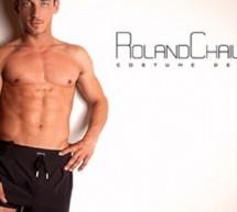 Roland Chaillard, créateur français de costumes de bain, est un passionné, exigeant et nomade.
