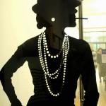 Ombre chinoise de Coco Chanel