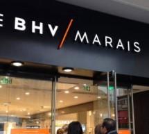 Quand le BHV devient LE BHV/MARAIS