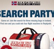 """NAPAPIJRI LANCE SON CONCOURS  """"SEARCH PARTY"""" SUR FACEBOOK!"""