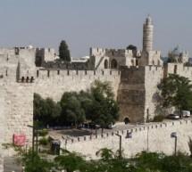 Jerusalem, la ville 3 fois sainte