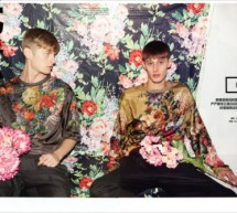 Charlie Gibson & Jeremy Matos pour GQ China